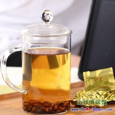 牛蒡茶礼盒 台湾特优质黄金牛蒡茶图片